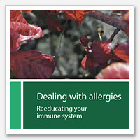 Dealing with allergies